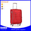 flight case different sizes pure aluminum trolley luggage bag, four wheels luggage travelling bag, waterproof material luggage