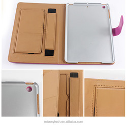 Cute multi-functional case for new ipad air smart case cover