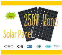 mono solar panel250w