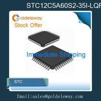 (eletronic chips)STC12C5A60S2-35I-LQFP44G STC12C5A60S2,C12C5A60,STC12C5A60S,C12C5A60S,STC12C5A60,C12C5A60S2