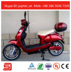 Swinging high power electric scooter JSE209