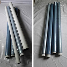 100% virgin pvc resin pvc plastic film in roller suit for packaging
