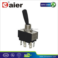 KN3(B)-202AE/203AE DPDT 50 Amps Toggle Switch
