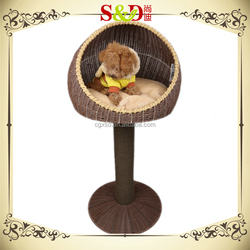 Tree style newest pet house cat kennel dog kennel