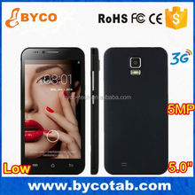 hot selling rom 4gb best android phone 5.0 inch screen