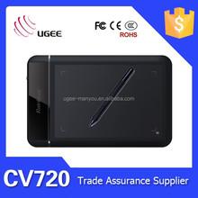CV720 Digital Rechargable portable Elegance touch tablet mouse pen