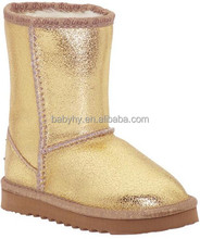 2012 Fashion Boots Shine Sequin Leather
