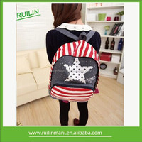 Popular Casual Canvas Backpack Brand