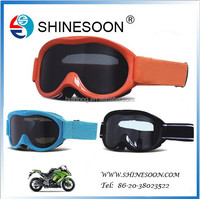 China wholesale new design winter sports ski goggles motorcycle goggles