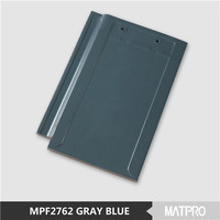Clay Sand clay roofing sheet / stone coated roofing tile
