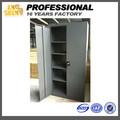 Metal ajustable de acero gabinete de archivo de acero