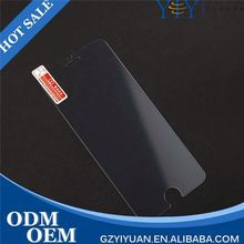 YiY 99% Transmittance Mobile Phone Tempered Glass Screen Protective Film for iphone for samsung etc.