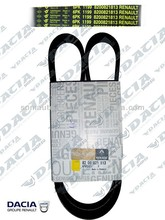 BRAND NEW DACIA LOGAN 1.5 DCI with AC ALTERNATOR v-ribbed BELT 8200821813