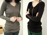 Hot new products best online shopping long sleeve custom sweater clothing factories in china women wear