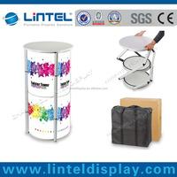small portable folding table