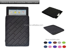 CROCO Brick Ultra-slim Tablet Case for iPad