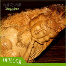 Folk art special bamboo root carving