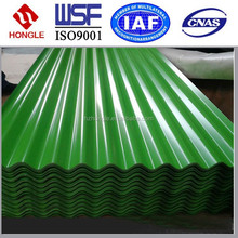 ppgi/ Color Coated PPGI galvanized steel coil roofing sheets