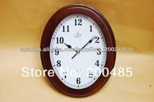 gran reloj de pared de madera de cristal gran reloj de pared de madera de cristal