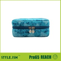 small cosmetic case makeup case cheap beauty case/Jewelry bag