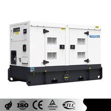 PowerLink 60Hz WPS21D6S white diesel engine cabinet generator alternator