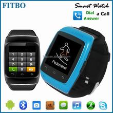 Global Unisex OEM ODM alarm clock pedometer FTB18 japan watch cell phone