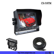 5 inch car monitor headrest/stand alone monitor