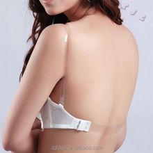 Clear bra strap Mobilon tpu clear back strap for bra with tpu clear tape mobilon tape