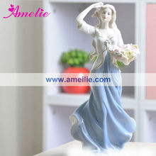 AT012 2013 Latest Home European Girl Royal Blue Home Decoration Pieces
