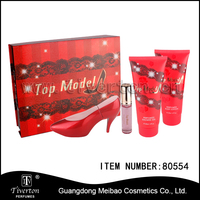 80554 Top model sex red perfumes and fragrances gift sets