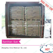 Factory supply directly Lowest price &good quality China largest food grade and oil drilling grade xanthan gum manufacturer