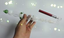 water pipe smoking glass factory sells hand blown borosilicate colored new design glass shisha