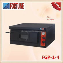 Commercial LPG gas pizza oven FGP-1-4