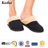 New fashion EVA fluffy indoor winter lady slipper