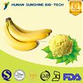 ผลิตภัณฑ์ที่ทำจากอาหารเกรดผงกล้วยสำหรับเครื่องดื่มและผลิตภัณฑ์ดูแลสุขภาพ