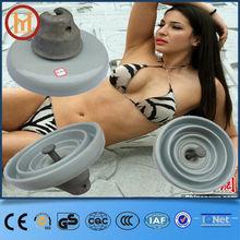 Aislante de cerámica / aislador con alta calidad de material eléctrico XP-210kN