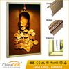 Portable Aluminum Profile Snap frame Picture Frame Lighting Acrylic Sheet LED Advertising Light Box