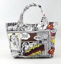Low price useful square bottom shopping bag