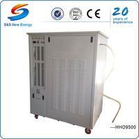 CE, ISO certificated oxy hydrogen generator for heating/boiler heating machine hydrogen generator