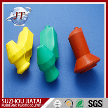 Colorful transformer rubber protection sleeve cover