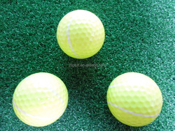 Practice Tennis Golf Ball Wholesale