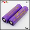 Hot salerechargeable lithium battery 186503.7v li-ion battery 18650 rechargeable 18650 li-ion battery e cig