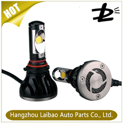 Chinese manufacturer Best price 9006 LED headlight for motorcycle