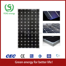 High quality 270w TUV/CE/IEC/MCS Approved Mono Crystalline Solar Panel,EU stock Solar Power Use