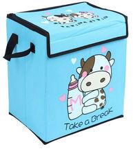 low cadium decorative nonwoven storage boxes container