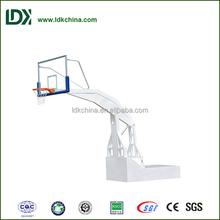 Low MOQ wall mounted basketball backboards
