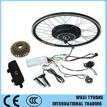 China with CE approval 36V 750W ebike conversion kit hub motor kits hot sale