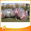 Crazy amusement equipment body bubble ball can be used at pool