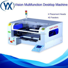 Our best sale Smt Pick and Place Machine SMT460 With 40 stick feeder in China