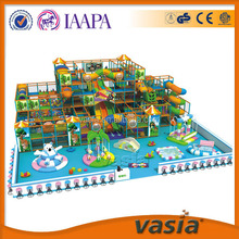 playground equipment seller for Preschool kids indoor play game